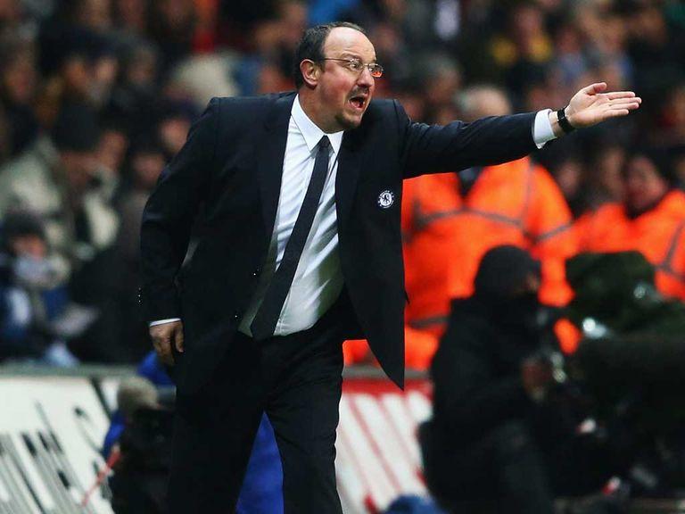 Rafael Benitez: Chelsea represents 'a great opportunity'