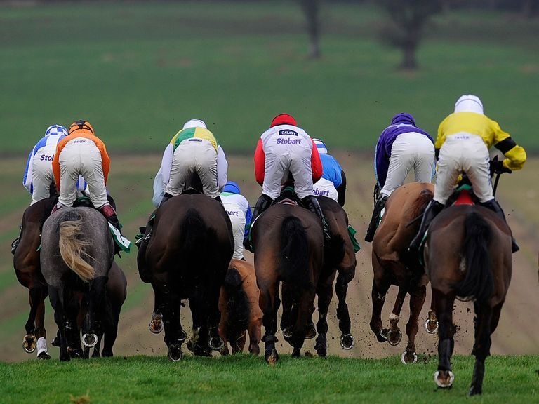 Chepstow: Forced to abandon due to waterlogging