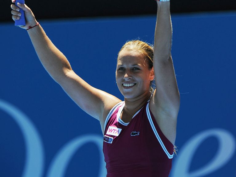 Cibulkova: Could spring a surprise