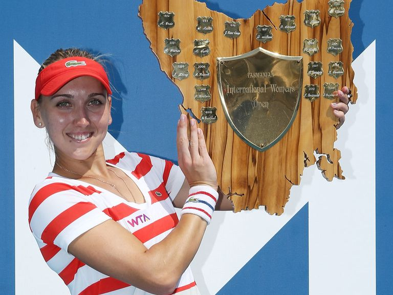Elena Vesnina: Title drought over