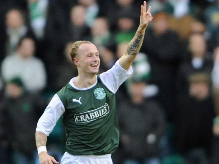 Leigh Griffiths: Backed by Williams