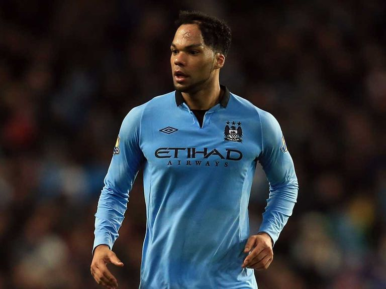 Joleon Lescott: Determined to stay with City