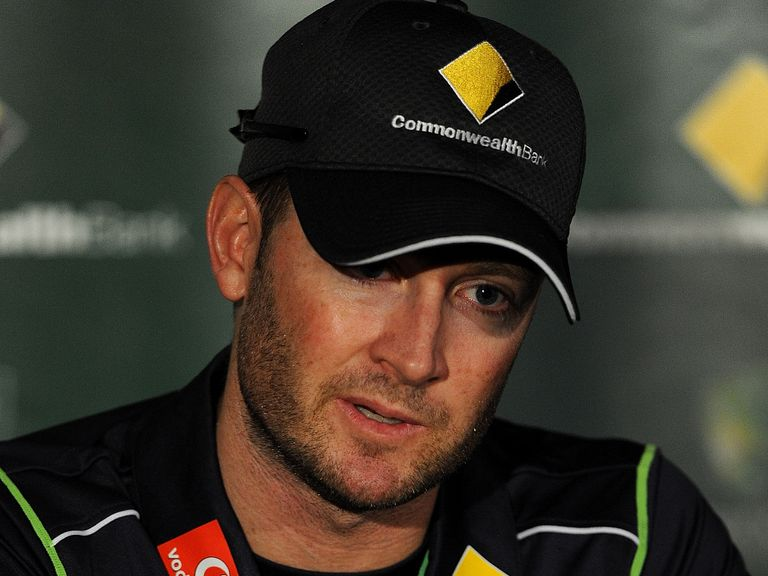 Michael Clarke: Unsure over Watson's place in Test side
