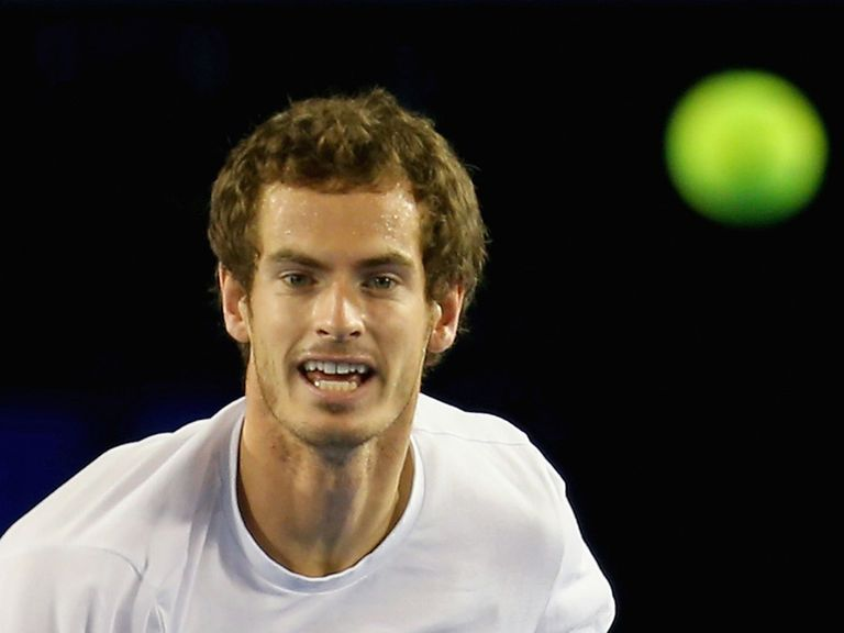 Murray: Bidding for second grand slam title