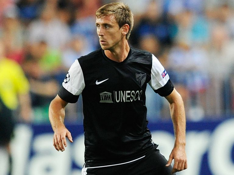Nacho Monreal: Signs for Arsenal from Malaga