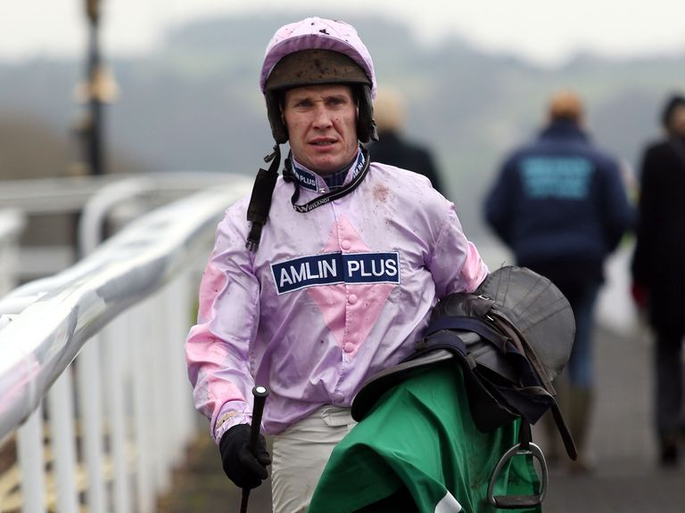 Richard Johnson: Can start Kempton with a winner