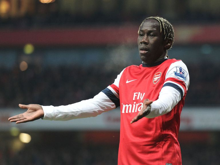 Bacary Sagna: Hoping to lift a trophy before leaving Arsenal