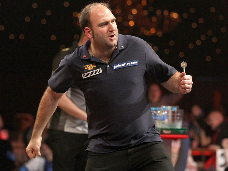 Scott Waites: Through to the Lakeside final