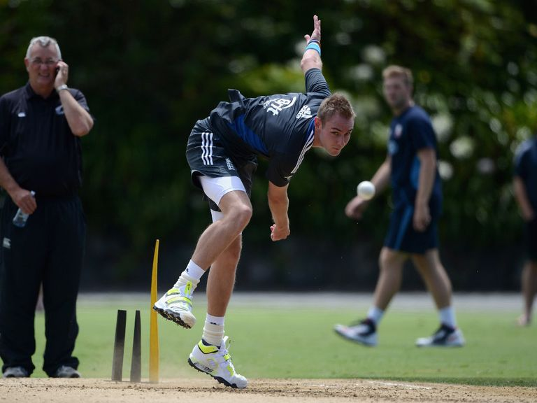 Stuart Broad: Able to prove his fitness