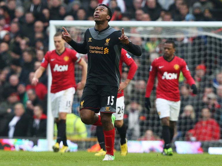 Daniel Sturridge: Two in two for Liverpool