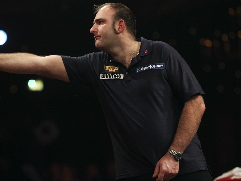 Scott Waites: Will next face Paul Jennings