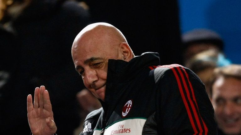 Adriano Galliani: Staying on at AC Milan
