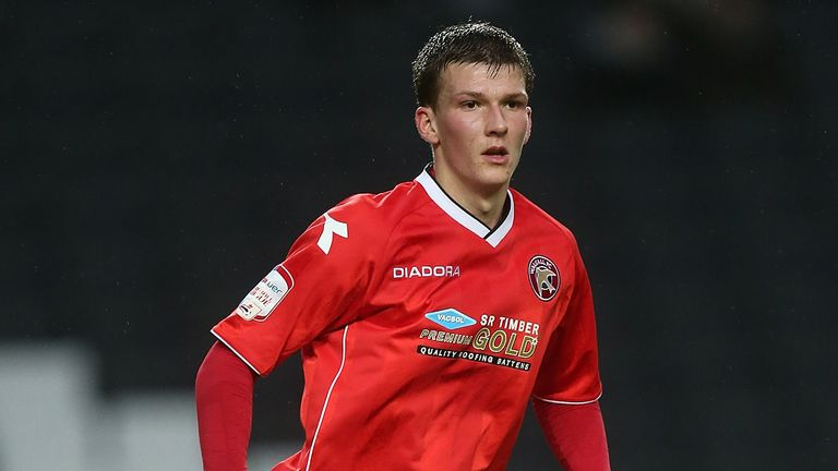 Paul Downing: Extends Bescot stay