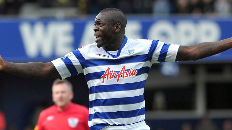 Christopher Samba: QPR defender is injured insists Harry Redknapp