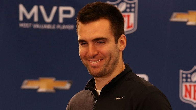 Joe Flacco: Handed huge new contract by Baltimore Ravens