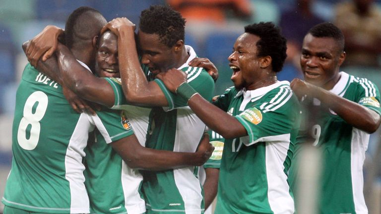 Nigeria: Through to Sunday's African Cup of Nations final