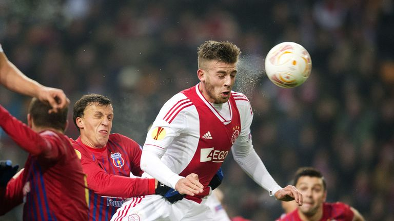 Toby Alderweireld: Says he is focused on Belgium's tie against Serbia rather than an Ajax exit