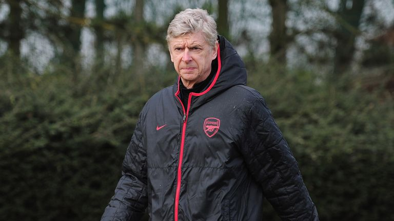 Arsene Wenger: As motivated as ever to bring success to Arsenal
