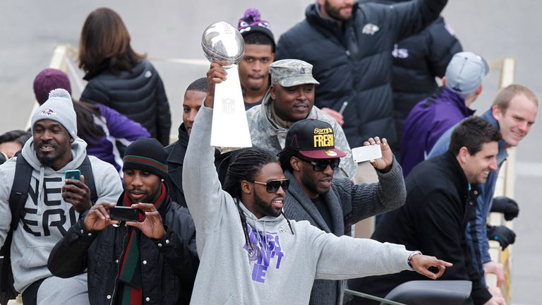 Baltimore Ravens: Won Super Bowl XLVII in thrilling style on Sunday