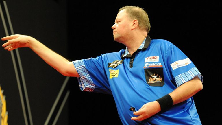 Raymond van Barneveld: Top of the Premier League table going into week three