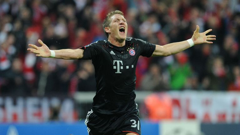 Bastian Schweinsteiger: Hailed as 'priceless' by Bayern boss Jupp Heynckes