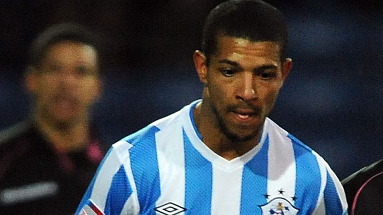 Jermaine Beckford: Won first international cap
