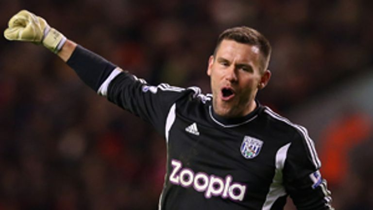Ben Foster: West Brom goalkeeper retired from international football when with Birmingham