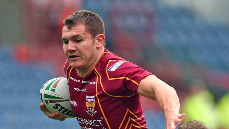 Brett Ferres: sees no reason why the Huddersfield Giants cannot beat the London Broncos