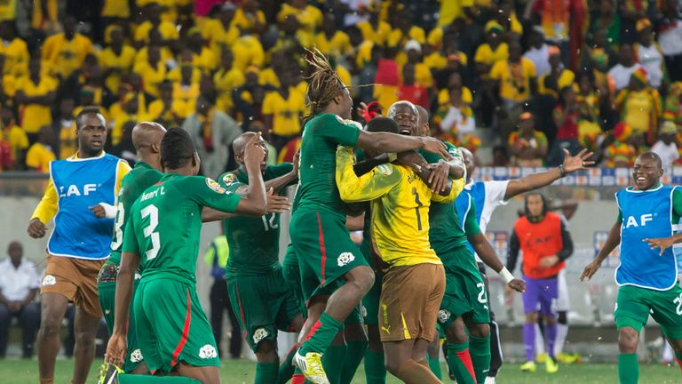 Burkina Faso: Celebrate their place in the final