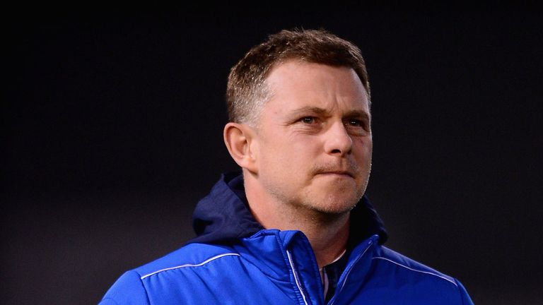 Mark Robins: The Huddersfield boss hopes to bring in a couple more players