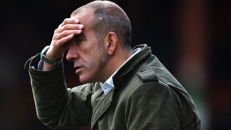 Paolo Di Canio departs Swindon Town after 21 months in charge
