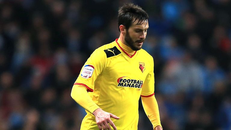 Marco Cassetti: Targeting promotion with Watford this season