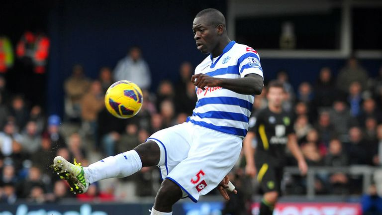 Chris Samba: QPR defender made a promising debut despite lack of fitness