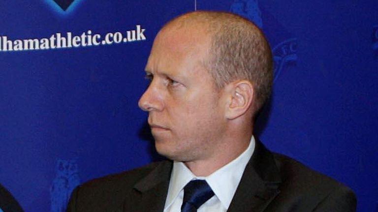 Simon Corney: Willing to bid his time