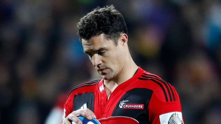Dan Carter: Unburdened after giving up vice-captaincy