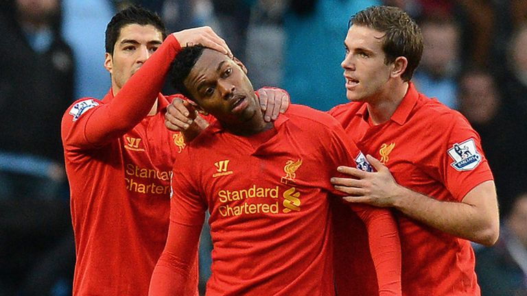 Daniel Sturridge has impressed since joining Liverpool