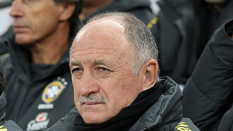 Luiz Felipe Scolari: Confident Brazil will improve as he gets to work with squad on more occasions