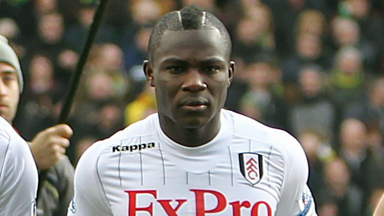 Emmanuel Frimpong: Currently at Craven Cottage on loan deal until the end of the season