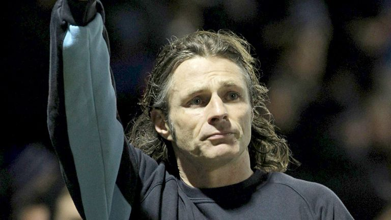 Gareth Ainsworth: Retains the services of Max Kretzschmar