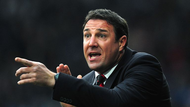 Malky Mackay: Hoping Cardiff can stretch their lead at the top