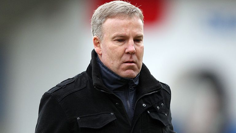 Kenny Jackett: Gave Millwall players a dressing down