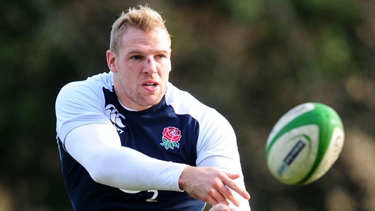 James Haskell: Ready for Sergio Parisse reunion