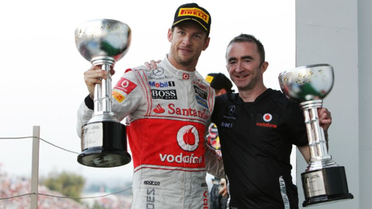 Jenson Button: Says the team will survive without Paddy Lowe