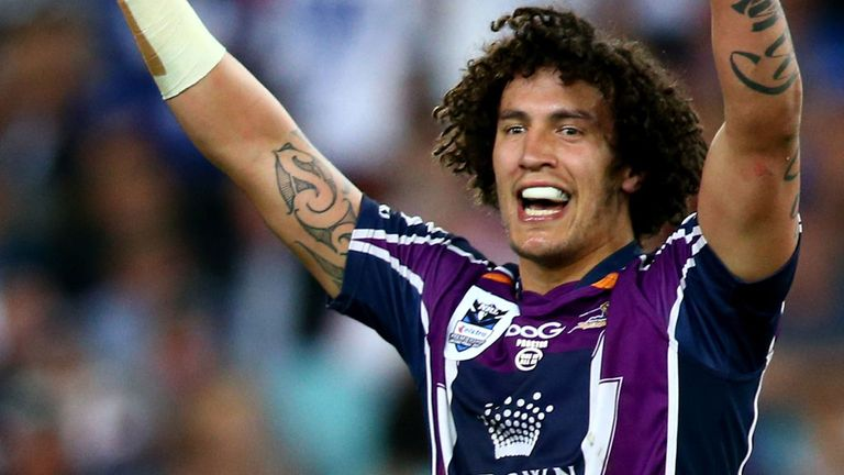 Kevin Proctor misses World Club Challenge due to knee injury