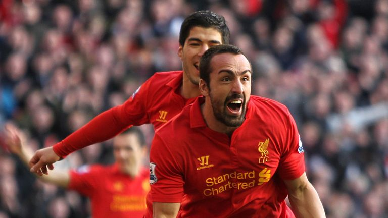Jose Enrique: Defender has no plans to leave Liverpool