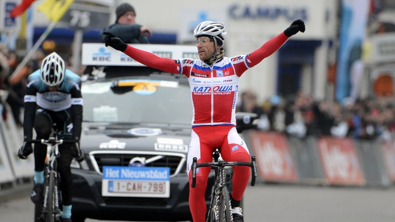 Luca Paolini sprinted to victory