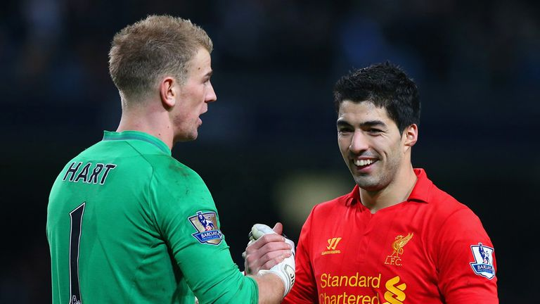 Joe Hart: City will not be throwing in the towel in the Premier League title race