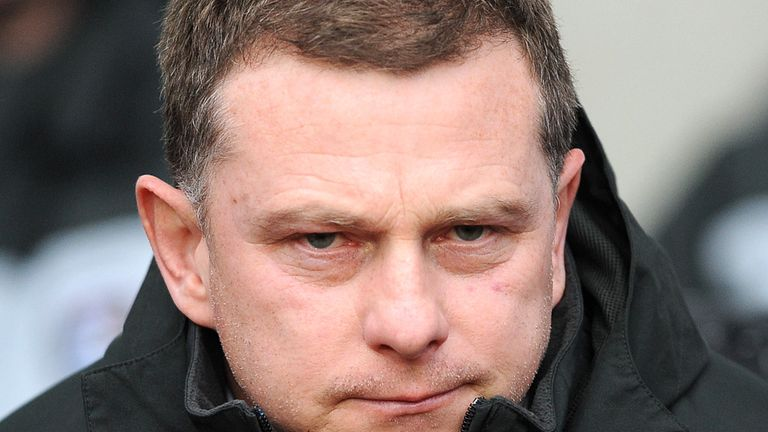 Mark Robins: Confirmed as Huddersfield boss after leaving Coventry