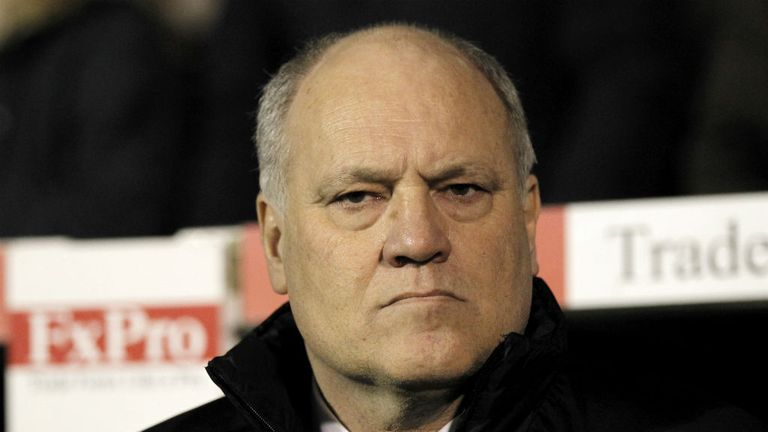 Martin Jol: Keen to see Fulham reach 40 points as soon as possible