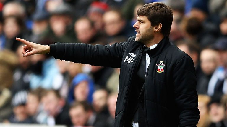 Mauricio Pochettino: New boss has won just one of his first six games at Southampton